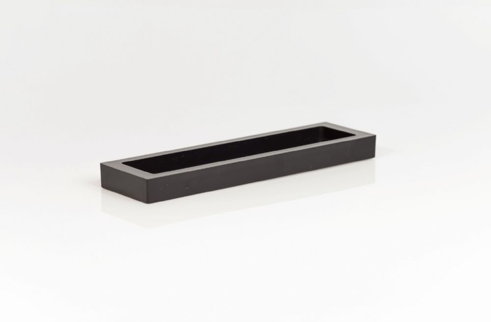 Small Black Presentation/Amenity Tray With Insert